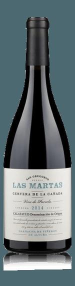 San Gregorio Las Martas Garnacha Vinos de Parcela 2014 (i trälåda) Garnacha 100% Garnacha Calatayud