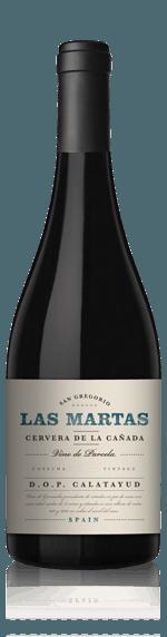 vin San Gregorio Las Martas Garnacha Vinos de Parcela 2016 Garnacha