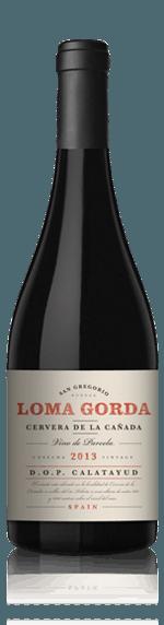 vin San Gregorio Loma Gorda Old Vignes Garnacha 2015 Garnacha