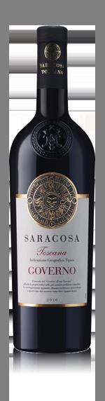 vin Saracosa Governo 2016 Sangiovese