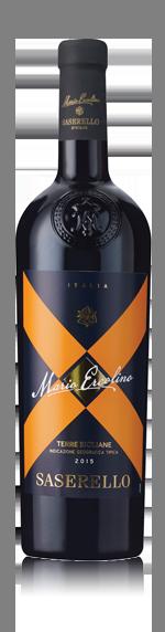 vin Saserello Rosso Di Sicilia Igt 2015 Cabernet Sauvignon