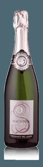vin Sauvion Crémant de Loire Brut NV Chenin Blanc