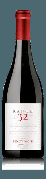 Scheid Wines Ranch 32 Pinot Noir Monterey 2015 Pinot Noir