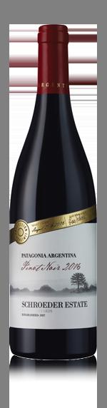 vin Schroeder Estate Pinot Noir 2016 Pinot Noir