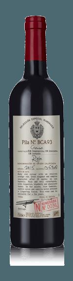 """Seleccion Numerada 36 Rioja """"Crianza"""" 2015"""