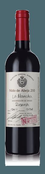 vin Seleccion Numerada Reserva 30 La Mancha 2011 Merlot