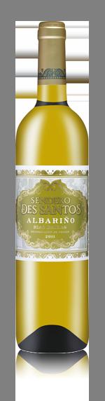 Sendero Des Santos Albariño 2011