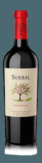 vin Serbal Cabernet Franc Mendoza Bodega Atamisque 2017  Cabernet Franc