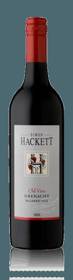vin Simon Hackett Old Vine Grenache 2015 Grenache