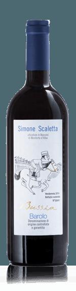 Simone Scaletta Barolo Bussia 2015 Nebbiolo 100% Nebbiolo Piemonte