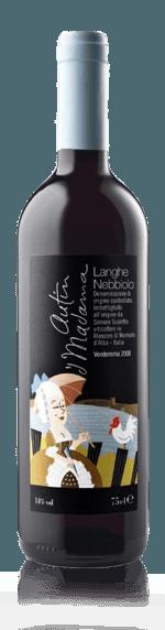 Simone Scaletta Langhe Nebbiolo Autin d' Madama 2016 Nebbiolo 100% Nebbiolo Piemonte