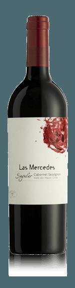 Las Mercedes Singular Cabernet Sauvignon 2015 Cabernet Sauvignon 100% Cabernet Sauvignon Maule