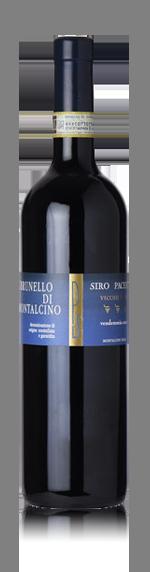 vin Siro Pacenti Vecchie Vigne Brunello di Montalcino 2012 Sangiovese