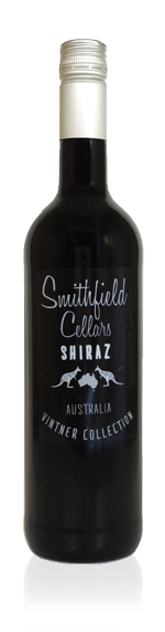 Smithfield Cellars Shiraz 2017 Shiraz 100% Shiraz South Eastern Australia