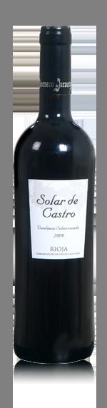 vin Solar de Castro Rioja 2015 Tempranillo