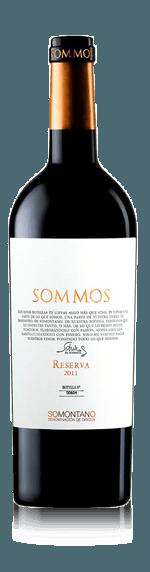 vin Bodega Sommos Reserva 2014 Cabernet Sauvignon