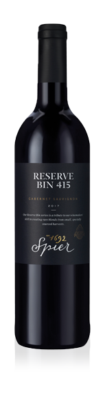 vin Spier Reserve Bin Cabernet Sauvignon 2017 Cabernet Sauvignon