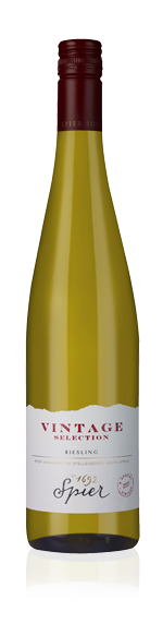 Spier Vintage Selection Riesling 2017