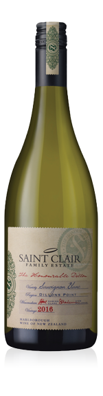 vin Saint Clair The Honourable Dillon Sauvignon Blanc 2016 Sauvignon Blanc