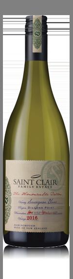 vin Saint Clair The Honourable Dillon Sauvignon Blanc 2016 Sauvignon Blanc