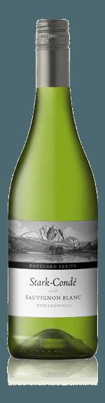 Stark-Condé Postcard Series Sauvignon Blanc 2018 Sauvignon Blanc