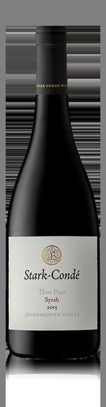 vin Stark-Condé Three Pines Syrah 2015 Syrah