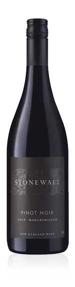 Stonewall Pinot Noir 2016