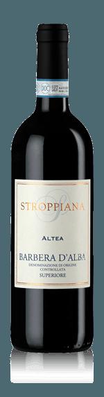 vin Stroppiana Altea Barbera d'Alba Superiore 2015 Barbera