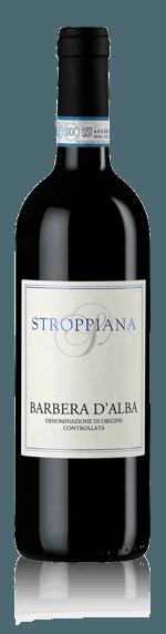 vin Stroppiana Barbera d'Alba 2016 Barbera