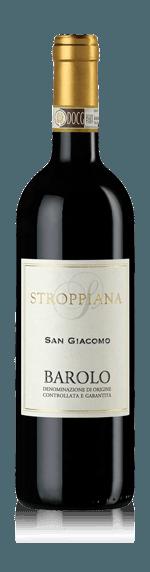 Stroppiana Barolo San Giacomo 2014