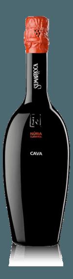 Sumarroca Cava Brut Núria Claverol NV Chardonnay, Perlada  och Xarel-lo