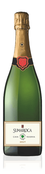 vin Sumarroca Cava Brut Reserva Organic NV Parellada