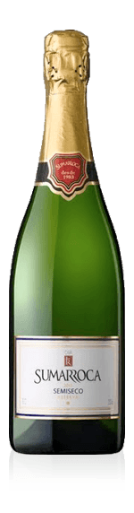 vin Sumarroca Cava Semi Seco Reserva NV Parellada