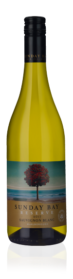 vin Sunday Bay Reserve Sauvignon Blanc 2017 Sauvignon Blanc