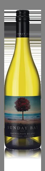 vin Sunday Bay Sauvignon Blanc 2017 Sauvignon Blanc
