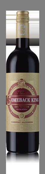 vin The Comeback King Cabernet 2015 Cabernet Sauvignon