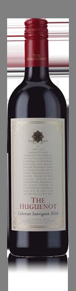 vin The Huguenot Cabernet Sauvignon 2016 Cabernet Sauvignon