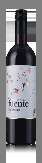 vin Tierras De La Fuente Tempranillo 2016 Tempranillo