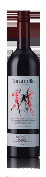 Tarantella Merlot Igp 2016