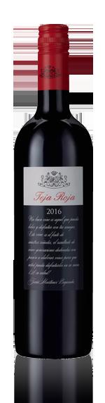 vin Teja Roja 2016 Tempranillo
