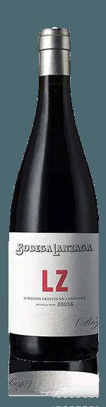 vin Telmo Rodriguez LZ Rioja Organic Bodega Lanzaga 2015  Tempranillo