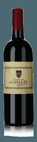 vin Tenuta Albrizzi 2015 Primitivo