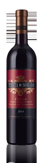 vin Tenuta Di Somaro Puglia Igp 2014 Primitivo