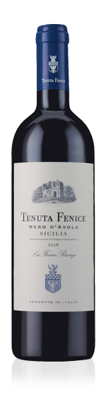 vin Tenuta Fenice Nero D'Avola 2016 Nero d'Avola