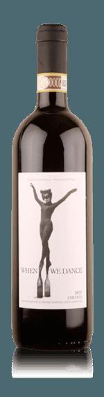 vin Tenuta Il Palagio When we Dance Chianti Bio 2015 Sangiovese