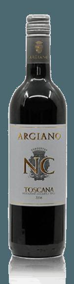 Tenuta di Argiano Non Confunditur Toscana 2016 Sangiovese 40% Sanvgiovese, 30% Cabernet Sauvignon. 20% Merlot, 10% Syrah Toscana