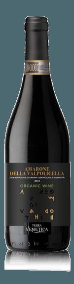 vin Terra Venetica Amarone della Valplicella Biologico 2015 (i trälåda) Corvina