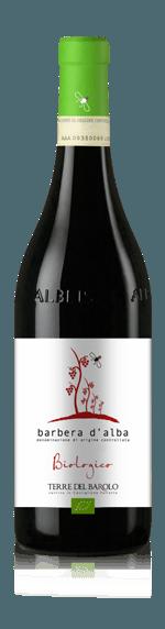 vin Terre del Barolo Barbera d'Alba Biologico 2015 Barbera