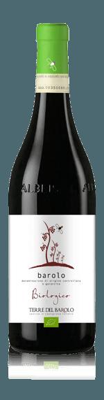 vin Terre del Barolo Barolo Biologico 2014 Nebbiolo