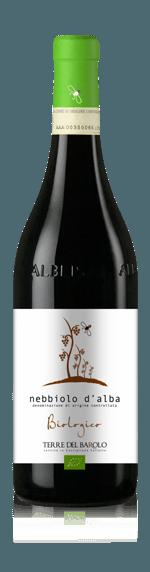 vin Terre del Barolo Nebbiolo d'Alba Biologico 2015 Nebbiolo